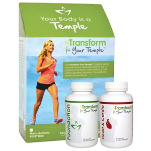 Picture of Transform Your Temple (Men's) PRESALE